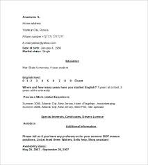 Housekeeper Resume Samples Free Sample Housekeeping Resume 11 Documents In Pdf Word
