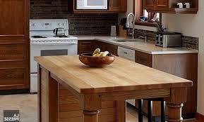 ilot de cuisine en bois ilot de cuisine en bois amazing luminaire pour ilot central cuisine