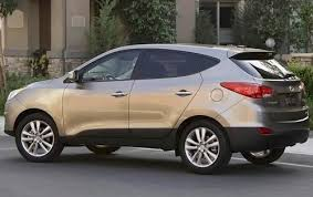hyundai tucson 2007 mpg used 2012 hyundai tucson for sale pricing features edmunds