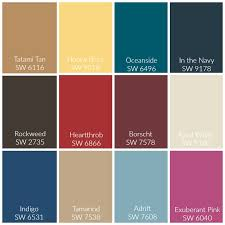 Sherwin Williams 2017 Colors Of The Year Playroom Makeover Using Sherwin Williams 2018 Color Of The Year
