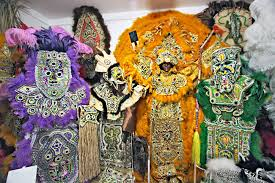 new orleans costumes tradition of mardi gras indians in new orleans mardi gras