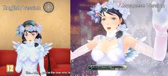 Wedding Dress English Version Persona Central On Twitter