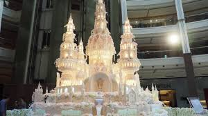 wedding cake indonesia the and the grandest wedding cake in indonesia world
