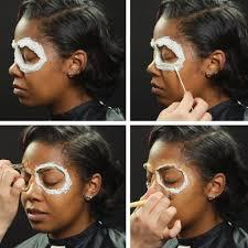 latex for halloween makeup missing eyes makeup tutorial wholesale halloween costumes blog