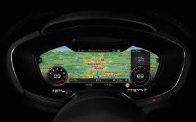 pagani interior dashboard audi virtual cockpit a new approach for interior design the