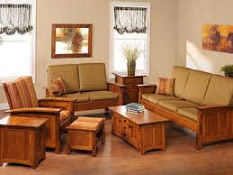 Wooden Living Room Table Wooden Living Room Set Neoteric Home Ideas