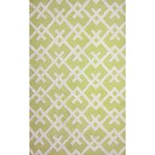 Yellow And White Outdoor Rug Nuloom Tufted Modern Indoor Outdoor Yellow Rug 7 6 X 9 6