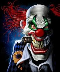 Scary Clown Meme - create meme it a bad clown clown with a plunger pennywise