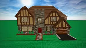 bp app modern style tudor house