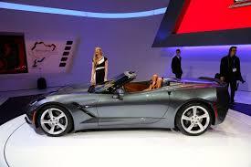 2014 convertible corvette image 2014 chevrolet corvette stingray convertible 2013 geneva