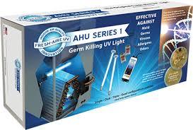 uv lights in air handling units ahu series 1