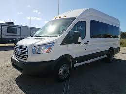 ford transit rv new 2018 ford transit passenger wagon xlt full size passenger van