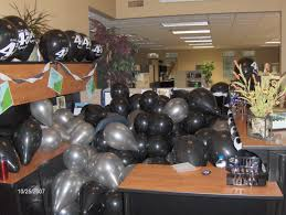 decorating coworkers desk for birthday office birthday decoration ideas office designs