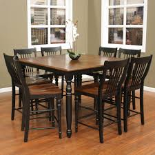 american heritage berkshire 9 piece counter height dining set w availability out of stock