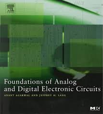 buy foundations of analog and digital electronic circuits the