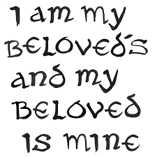 i am my beloved i am my beloved s and my beloved is mine nishima