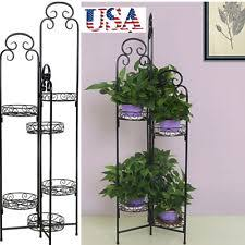 plant metal stands ebay