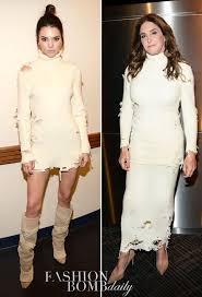 jenner sweater who wore it better kendall jenner vs caitlyn jenner in yeezy
