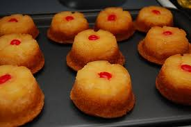 hip hostess mini upside down cakes