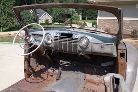 1941 cadillac series 62 deluxe convertible project