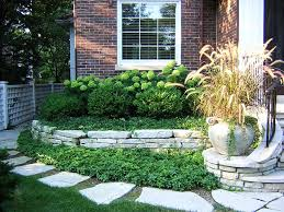 Trellis Landscaping Landscaping Front Yard Landscape Traditional With Stone Entrance