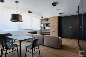 small modern apartment sirotov architects small modern apartment home designator