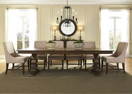 armand trestle table dining room set by liberty home gallery stores