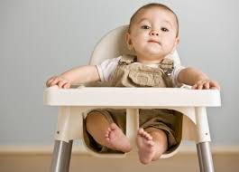 Child High Chair One Child An Hour Treated For Highchair Related Injuries In The U S