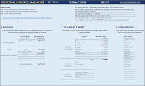 Excel Spreadsheet For Personal Budget by Finance Templates 100 Images Finance Report Templates