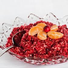 healthy cranberry sauce recipe popsugar fitness