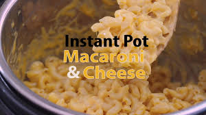 instant pot garlic parmesan macaroni and cheese kirbie u0027s cravings