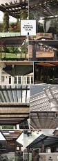 Pictures Of Deck Roofs by Best 25 Roof Ideas Ideas On Pinterest Pergula Ideas Vinyl