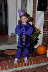 Crayon Halloween Costume Era Felt Cute