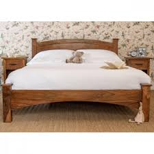 Solid Wood Furnitures Bangalore Solid Wood Sheesham Queen Size Bed Furniture Collection Online