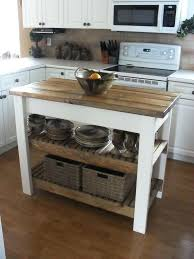 how to make an kitchen island how to make a simple kitchen island real simple kitchen island