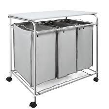 stainless steel laundry hamper laundry