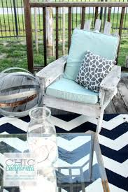 Rocking Chair Pad Furniture Adirondack Chair Cushions Loveseat Outdoor Cushions