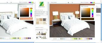 simulation cuisine en ligne simulation chambre 3d simulateur peinture choisir couleur de
