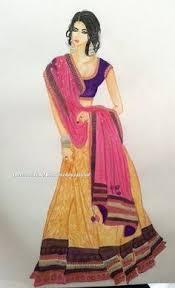 manish malhotra lehenga sketches google search indian wear