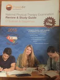 national physical therapy examination review and study guide o