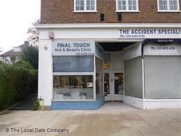 final touch on market place nail salons in golders green london