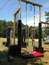 Backyard Gymnastics Equipment Triyae Com U003d Backyard Gym Diy Various Design Inspiration For