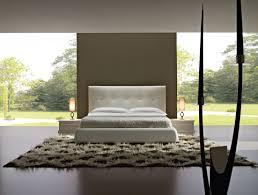 Modern Bedroom Decor Impera Modern Contemporary Lacquer Platform Bed Inside Brilliant