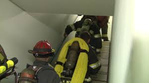 Colorado Wildfire Training Academy by Inside Fire Academy Training Recruits Climb To Top Of Downtown