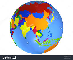 asia globe map globe for map of europe world maps new arabcooking me