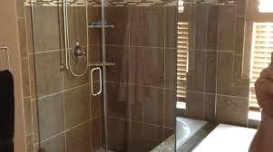 shower seamless shower doors wonderful frameless glass shower
