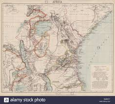 Eastern Africa Map by Tanzania East Africa African Map Stock Photos U0026 Tanzania East