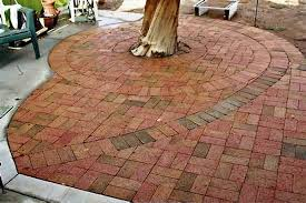 Backyard Pavers Design Ideas with Paver Designs Also Cool Patio Pavers Also Permeable Concrete