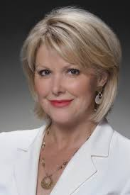 news anchor in la short blonde hair wendy rieger celebrates 25 years at nbc4 her way no makeup and