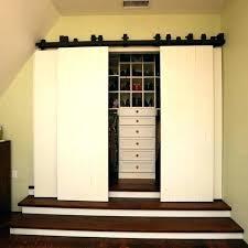 Alternatives To Sliding Closet Doors Ideas For Closet Doors Alternative Closet Door The Best Closet